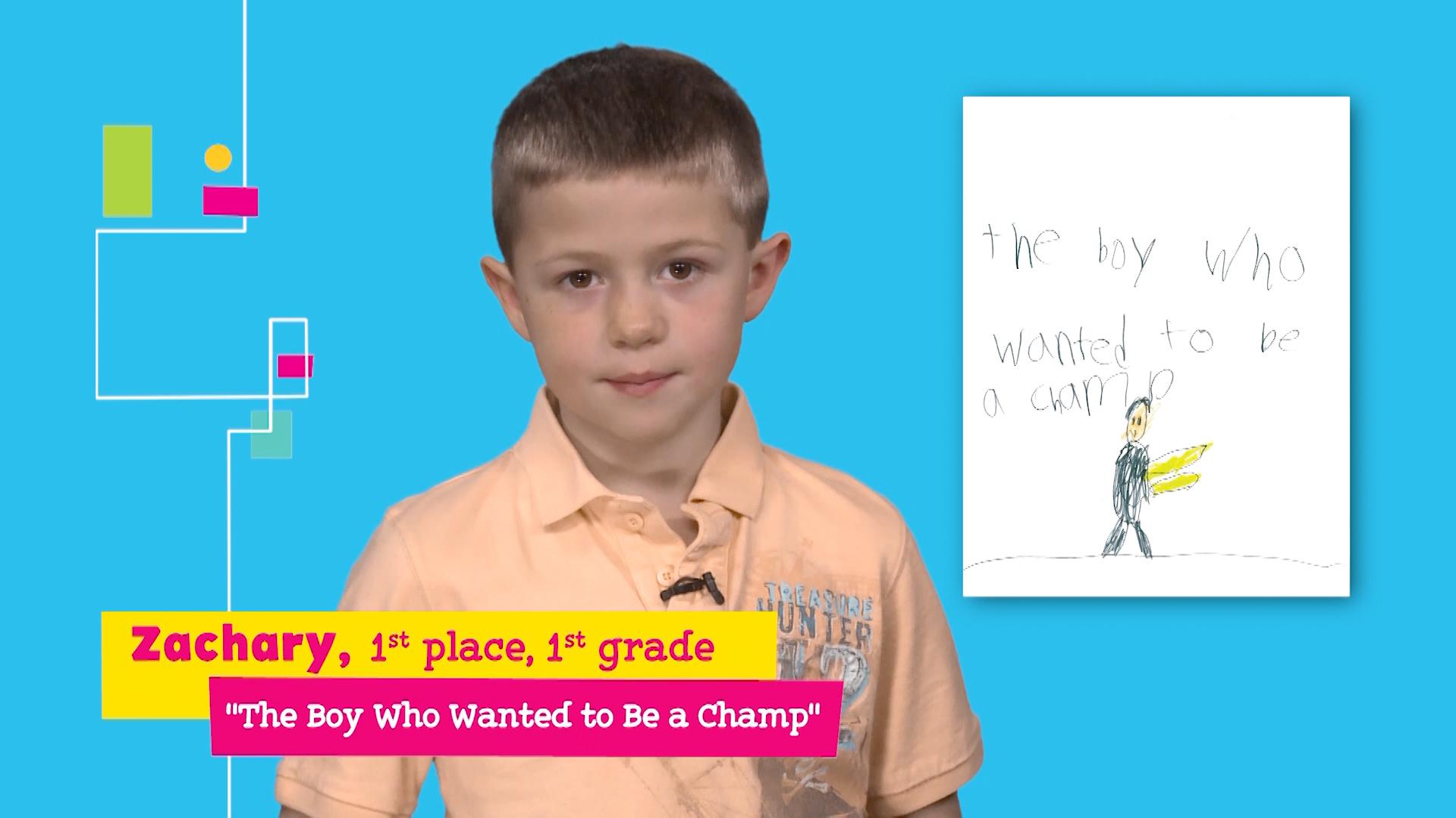 First Grade: First Place