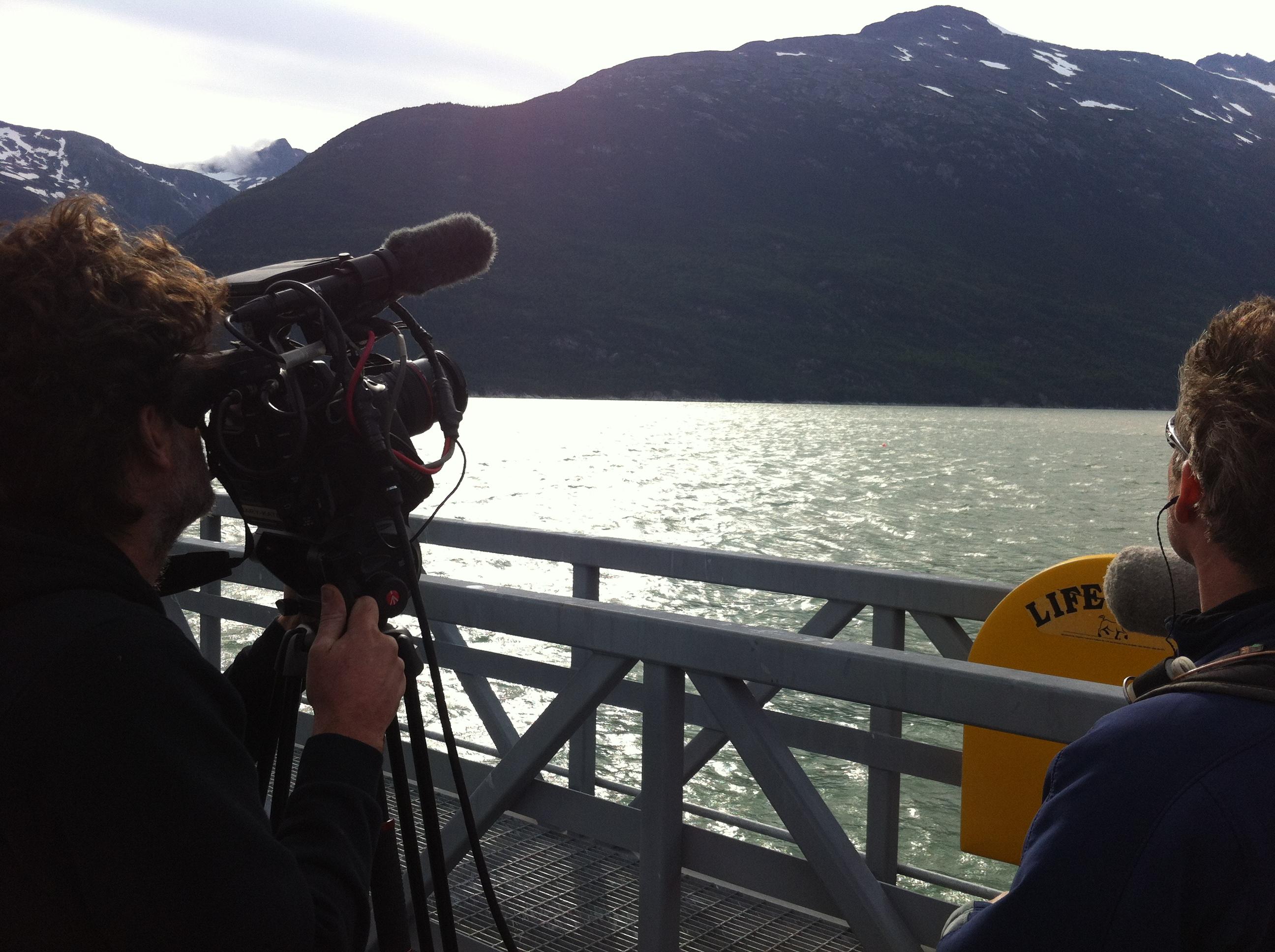 Making of The Klondike Gold Rush