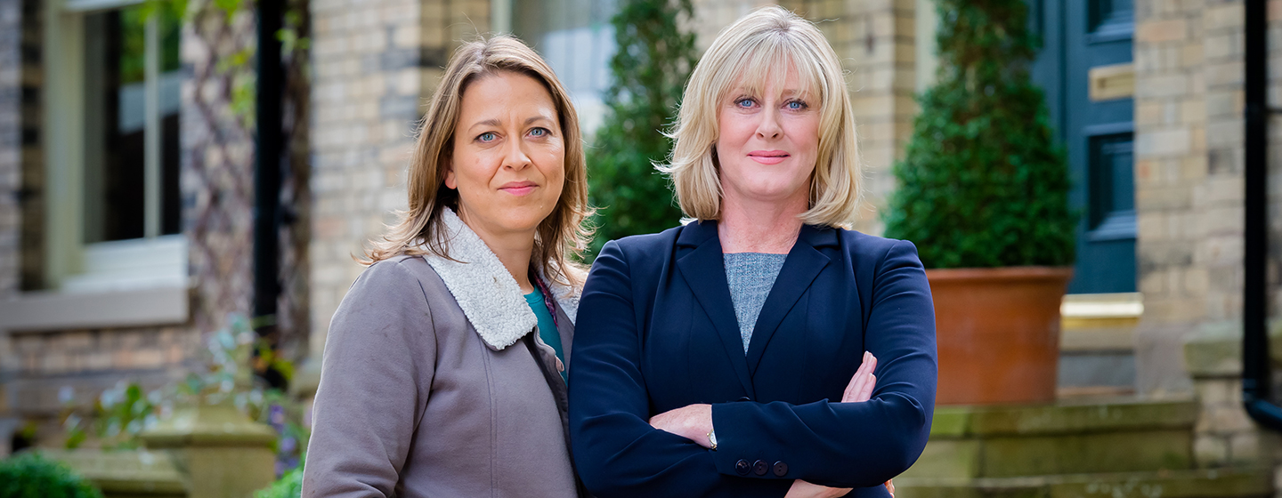 learn more about gillian and caroline and the rest of the characters from the series meet the characters last tango in halifax