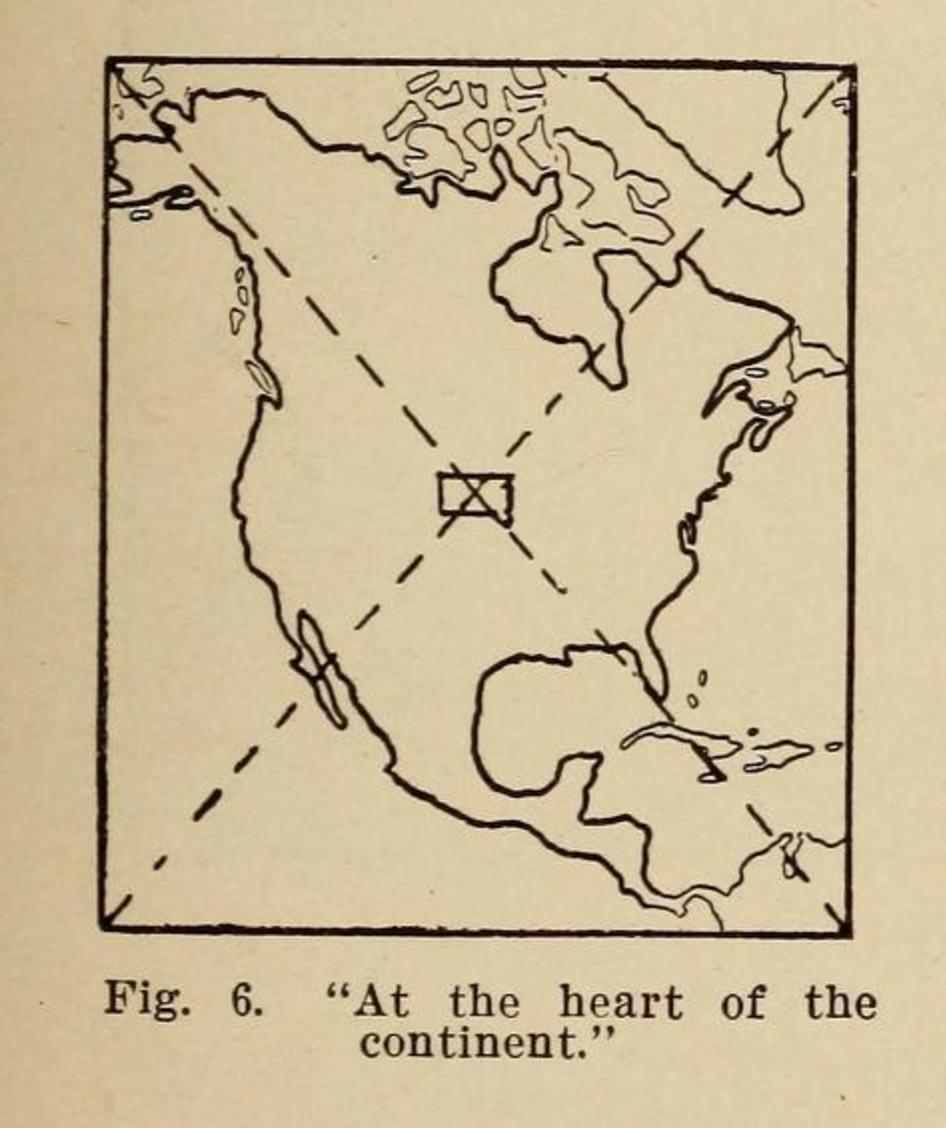 "Image from Willis Johnson's ""South Dakota: A Republic of Friends."""
