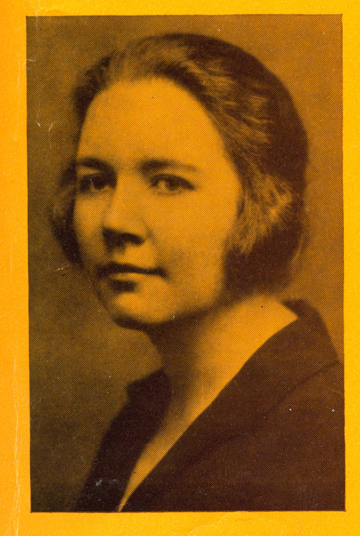 Rose Wilder Lane publicity photo.