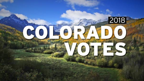 Colorado Votes 2018