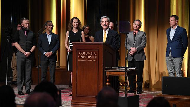 Insight wins 2019 duPont-Columbia Award