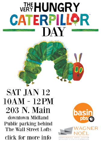 A Very Hungry Caterpillar Day
