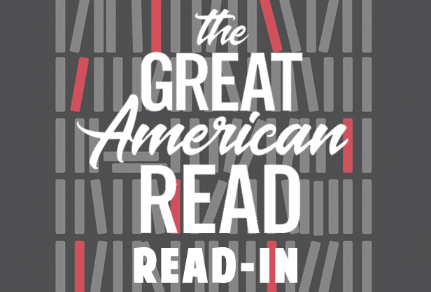 The Great American Read Read-Ins