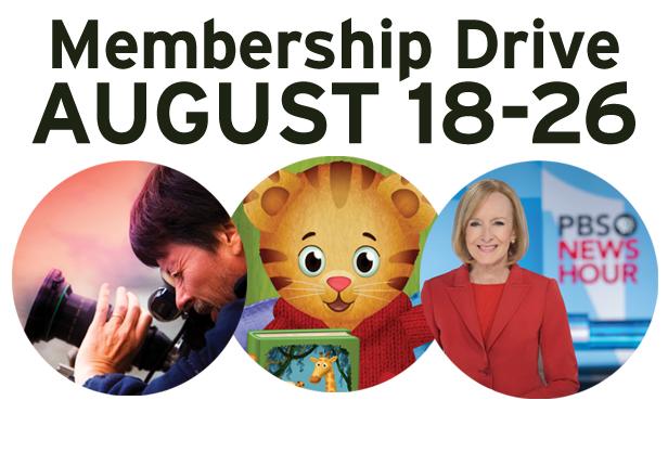 August Membership Drive