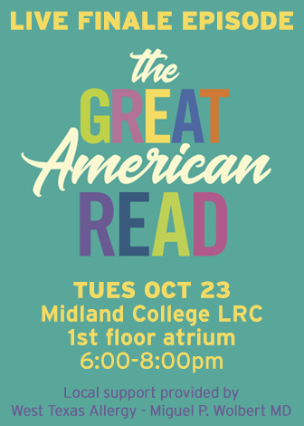 The Great American Read LIVE Finale