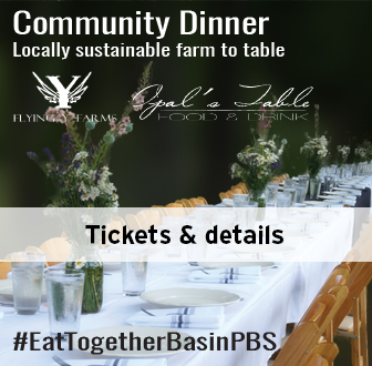 Basin PBS Community Dinner