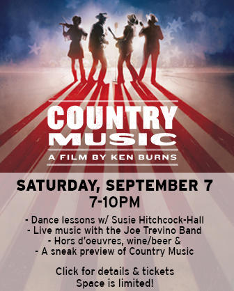 Country Music Preview Event