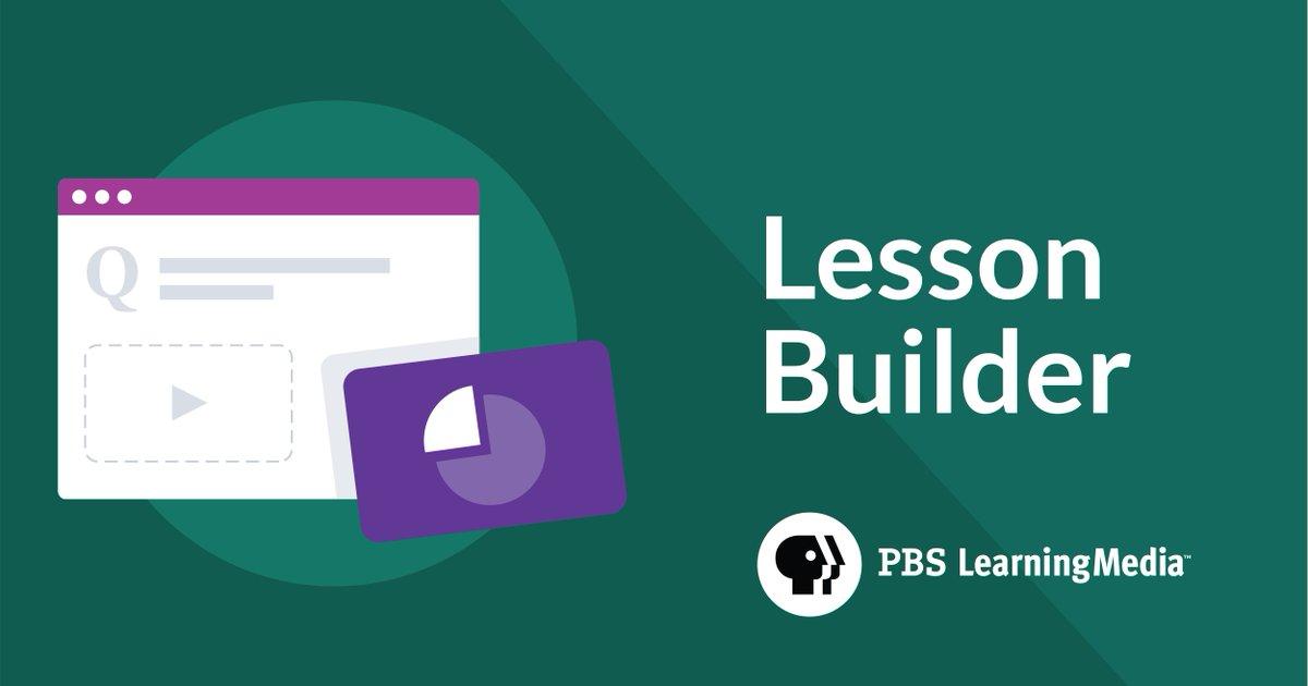 Lesson Builders