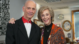 JOHN WATERS: An Artworks Special with Rhea Feikin