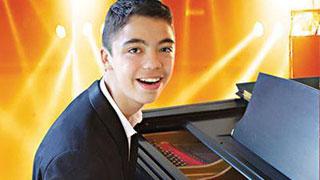 Ethan Bortnick in Concert
