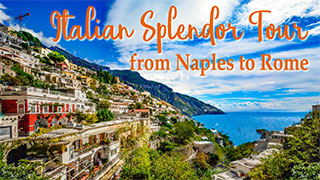 Italian Splendor Tour Preview