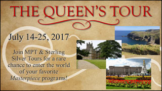 The Queen's Tour