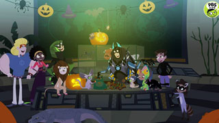 Halloween Programming