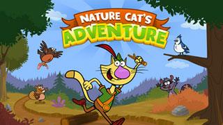 Nature Cat's Adventure