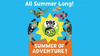PBS KIDS Summer of Adventure