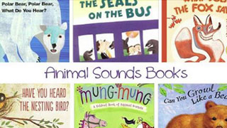 9 Fine Books About Animal Sounds