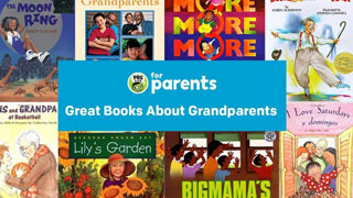 Great Books About Grandparents