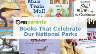 Books That Celebrate Our National Parks