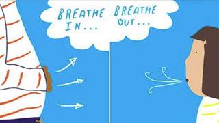 Calming Breathing Exercise for Kids