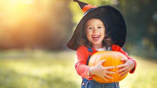 Make Halloween Fun, Not Frightening!