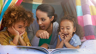 Five Tips to Make Reading Fun for Your Child