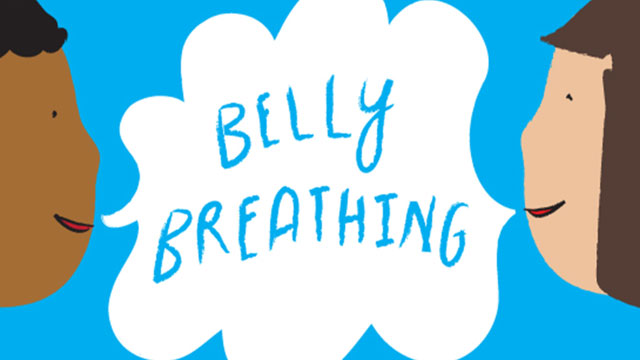 Practice Mindfulness with Belly Breathing