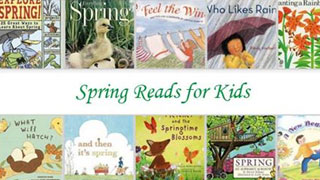 Spring Reads for Kids