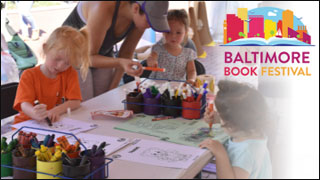 MPT at the Baltimore Book Festival