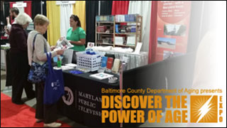 MPT at the Discover the Power of Age Expo
