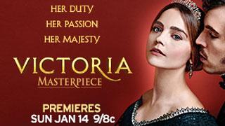 Season 2 Premiere of Victoria
