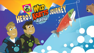 Wild Kratts Alaska: Hero's Journey