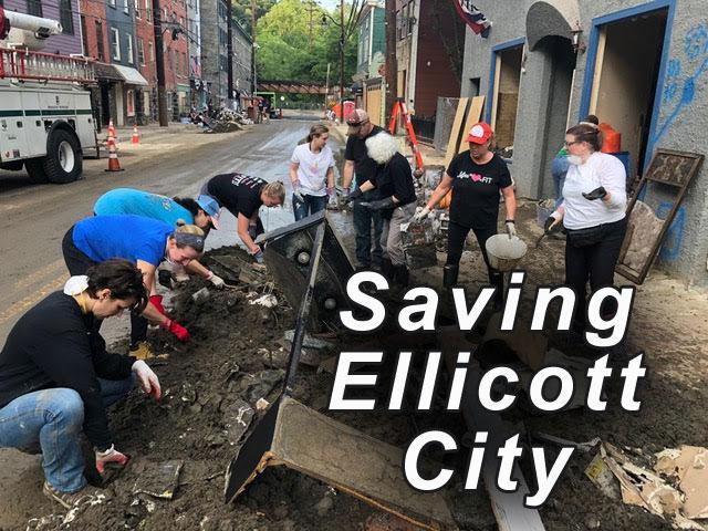 Saving Ellicott City