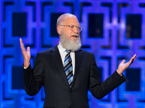 2017 | David Letterman
