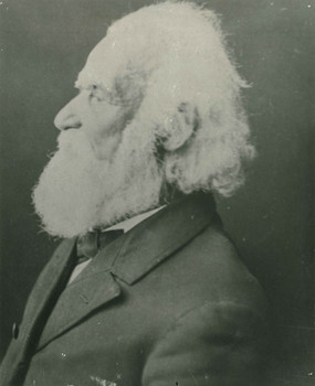 The author's great- great- grandfather  - William Roscoe Davis
