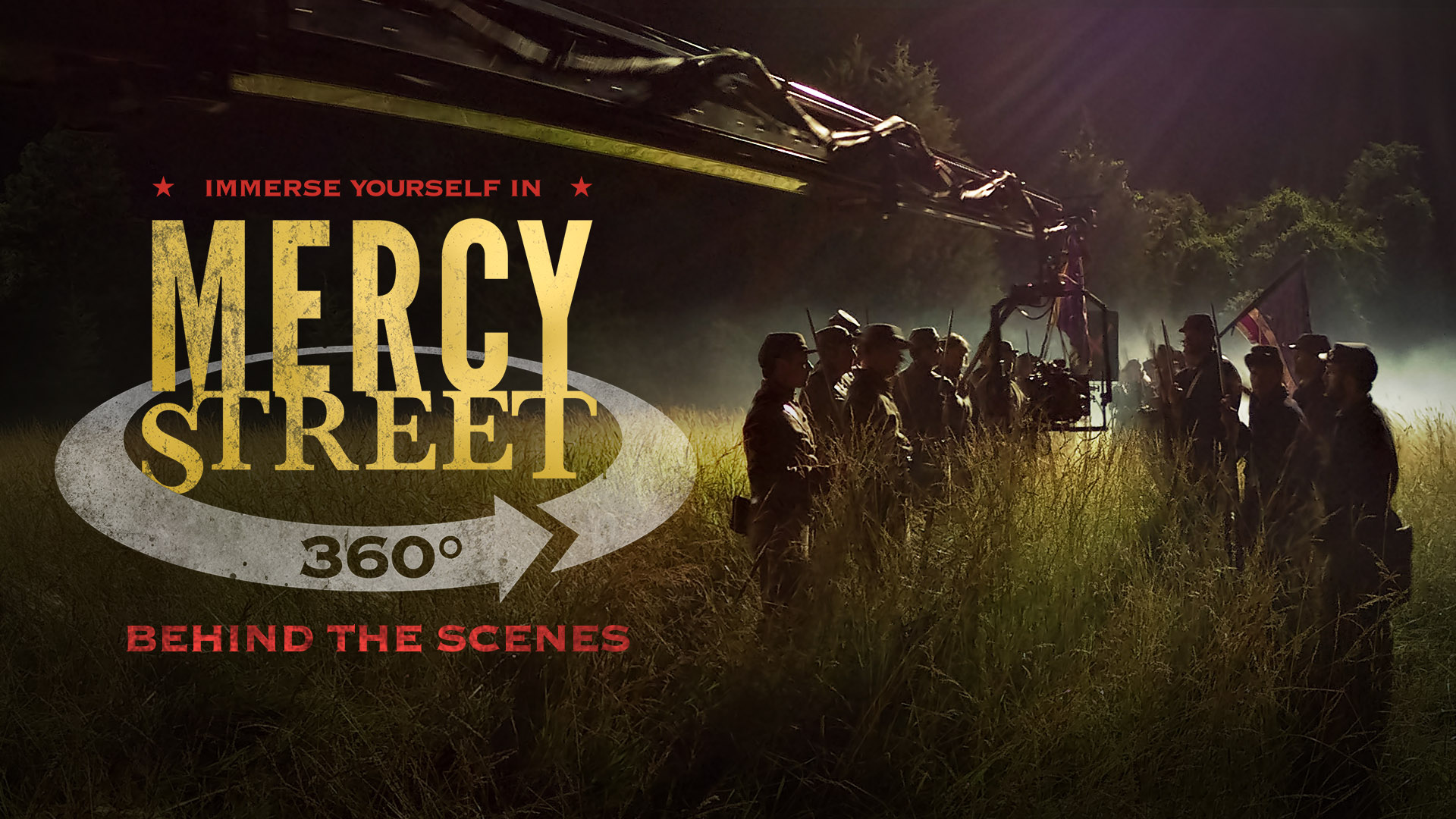 Mercy Street 360 Photos