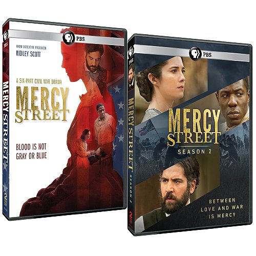 Purchase Mercy Street Seasons 1&2
