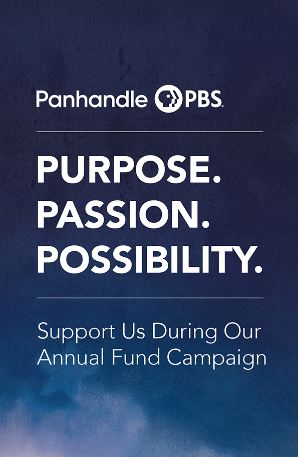 Panhandle PBS 2019 Annual Campaign Drive