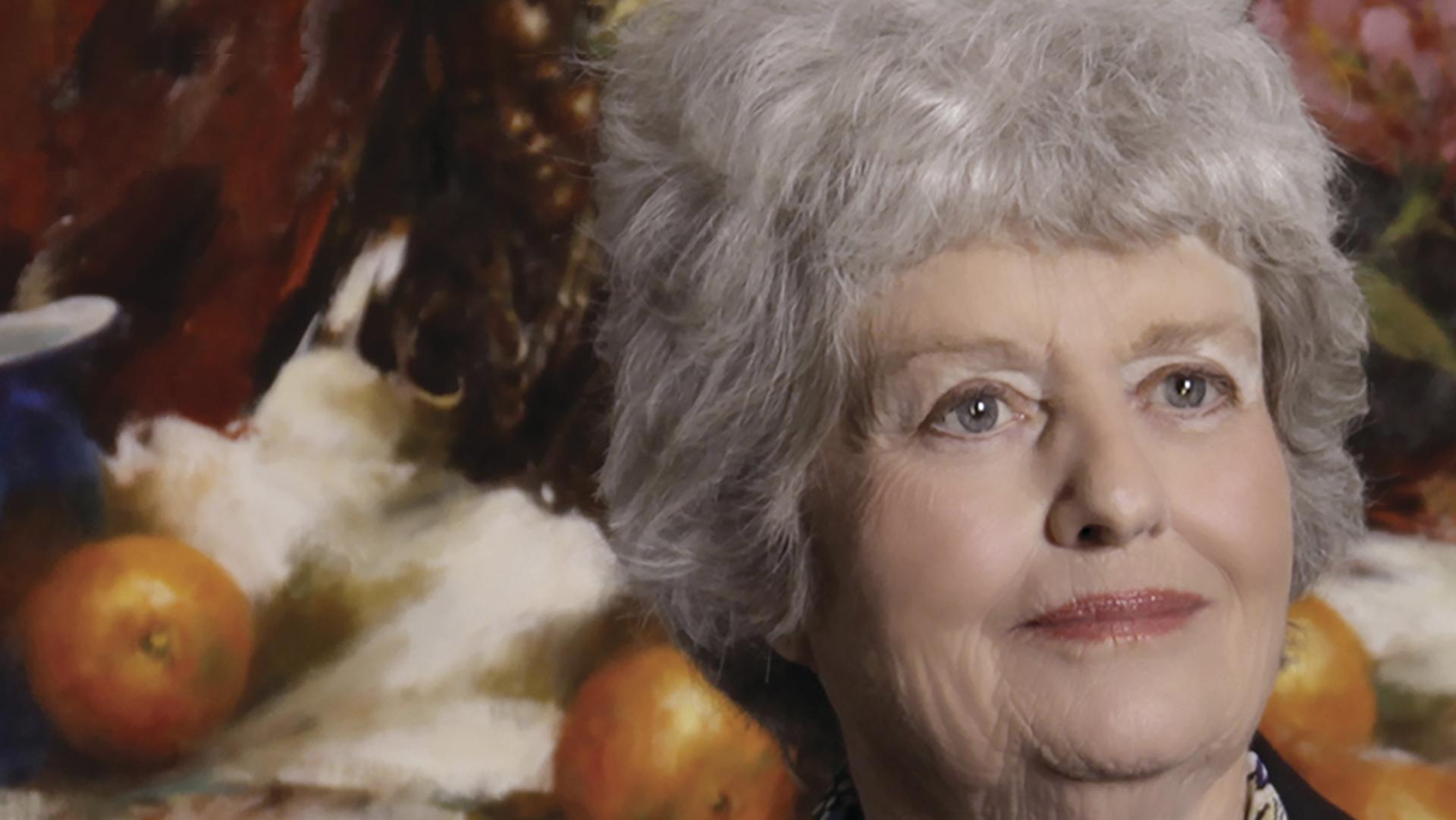 Artist, arts patron Ann Crouch dies at 84
