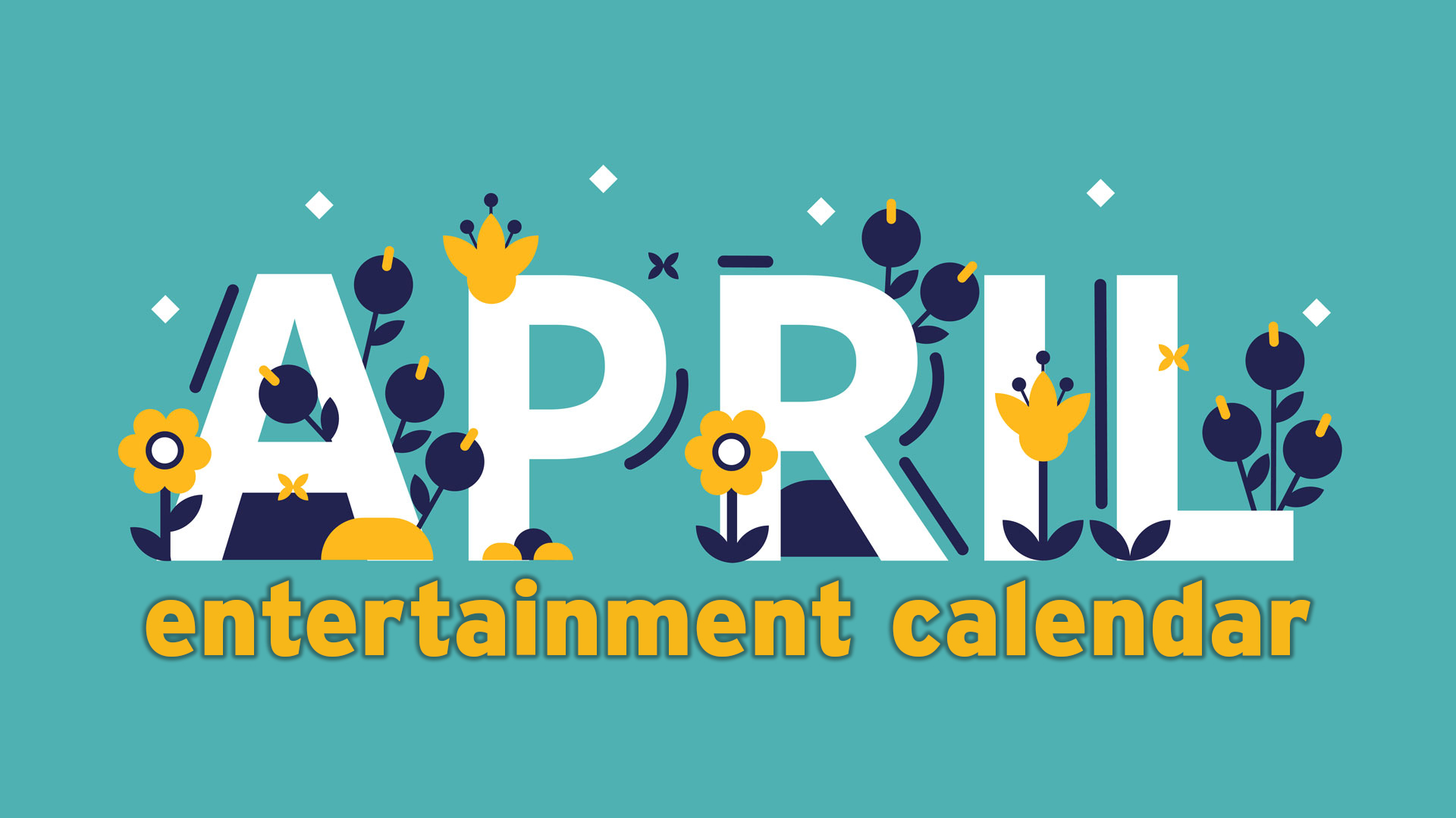 April entertainment calendar: Foreigner, Josh Turner, Sod Poodles, more
