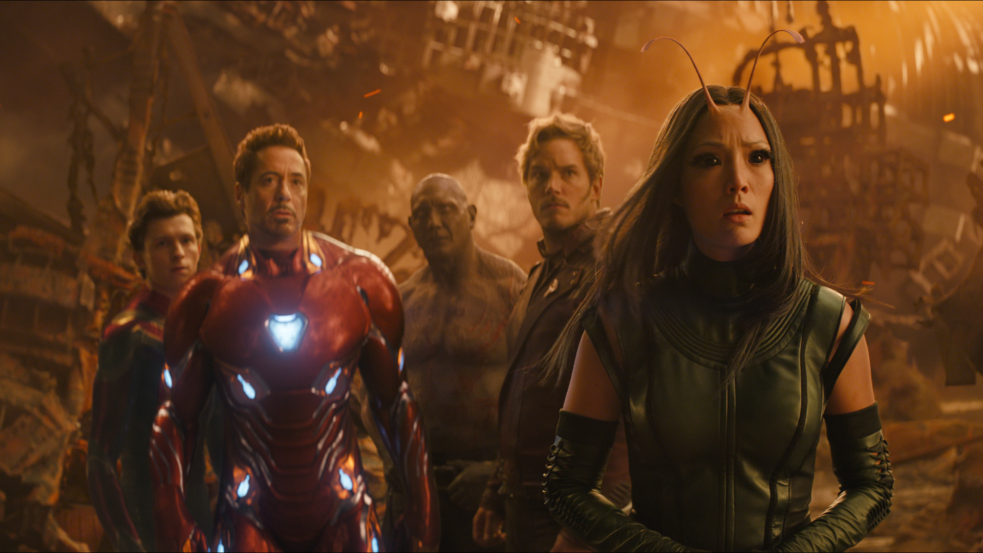 Review: 'Infinity War' is a mind-boggling culmination of Marvel's 'Avengers Initiative'