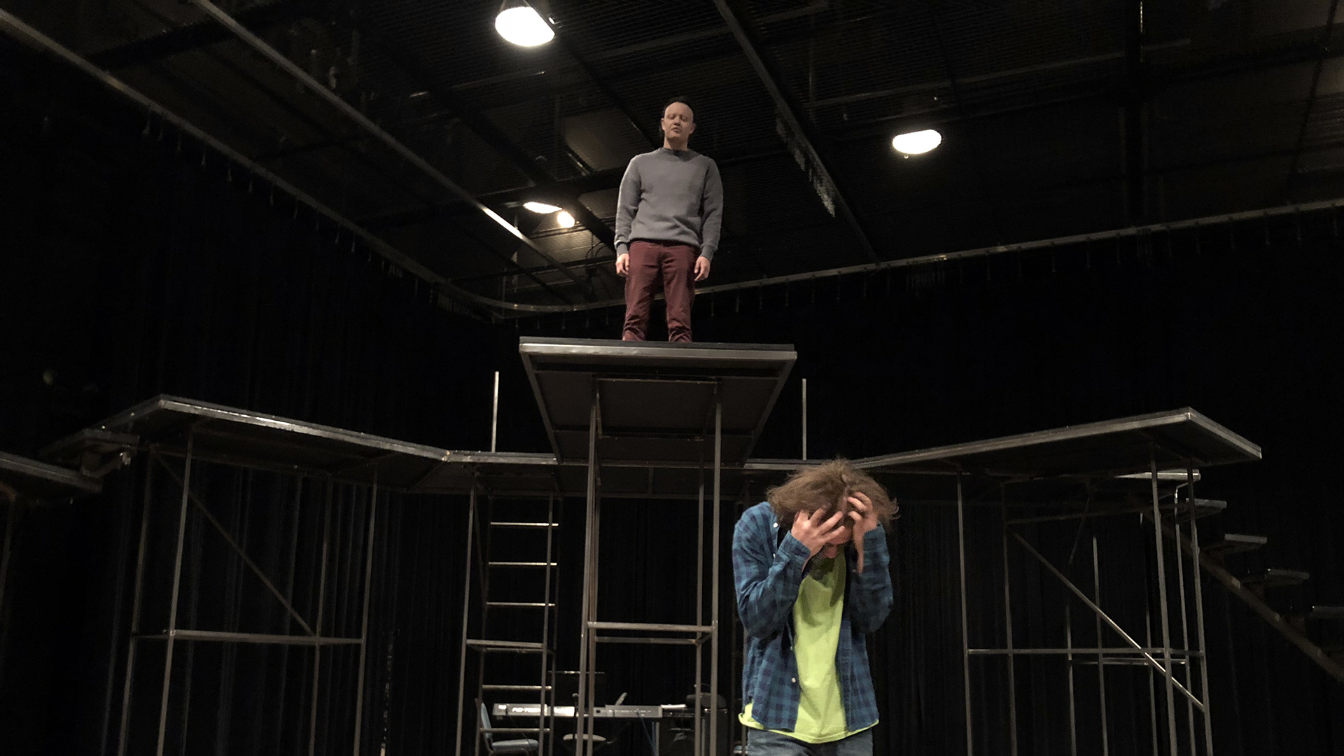 High school hell: TheatreAC's 'Be More Chill' finds that teen angst can't be solved with a pill
