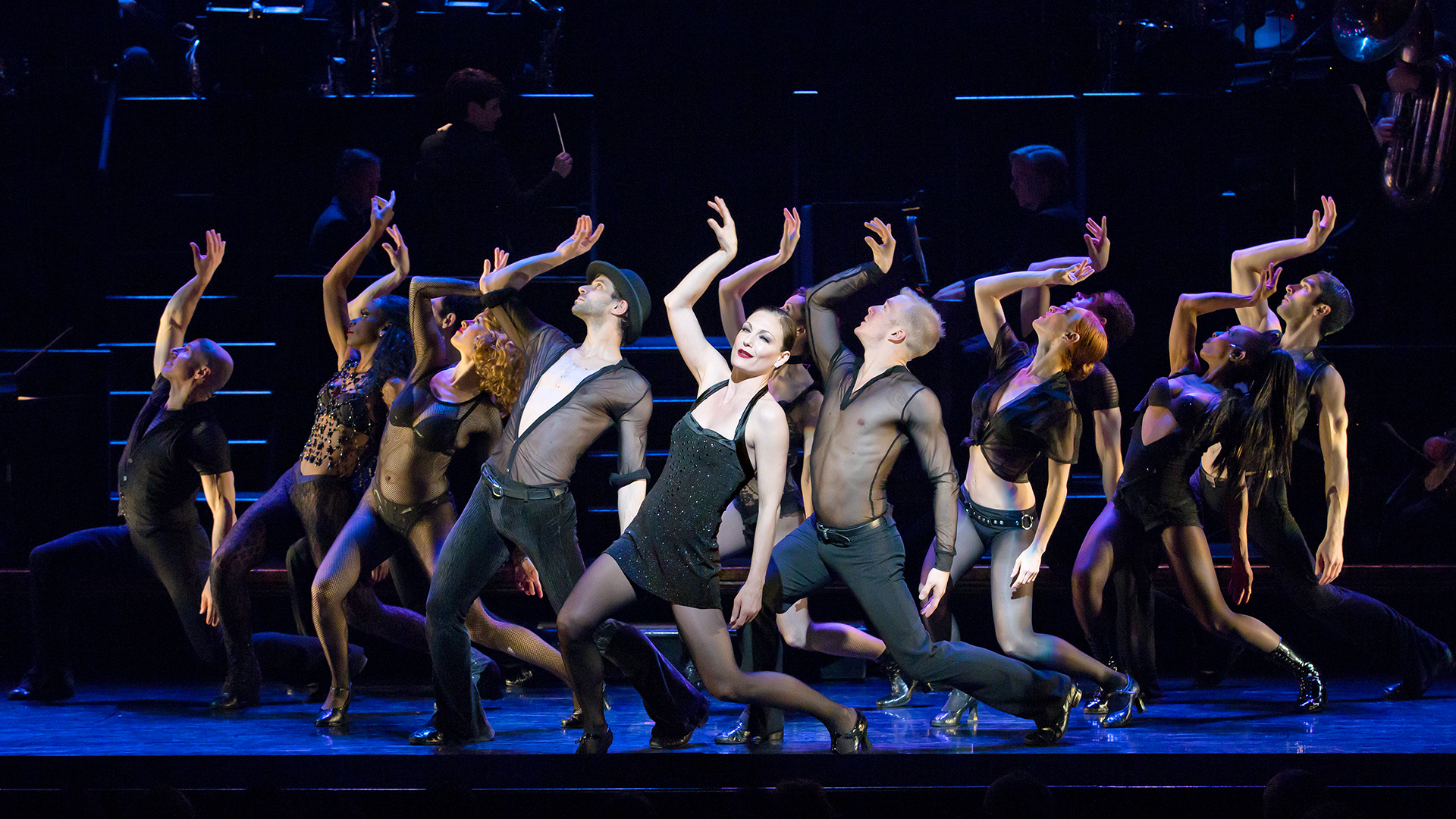 Paul Vogt is anything but invisible in touring company of 'Chicago'