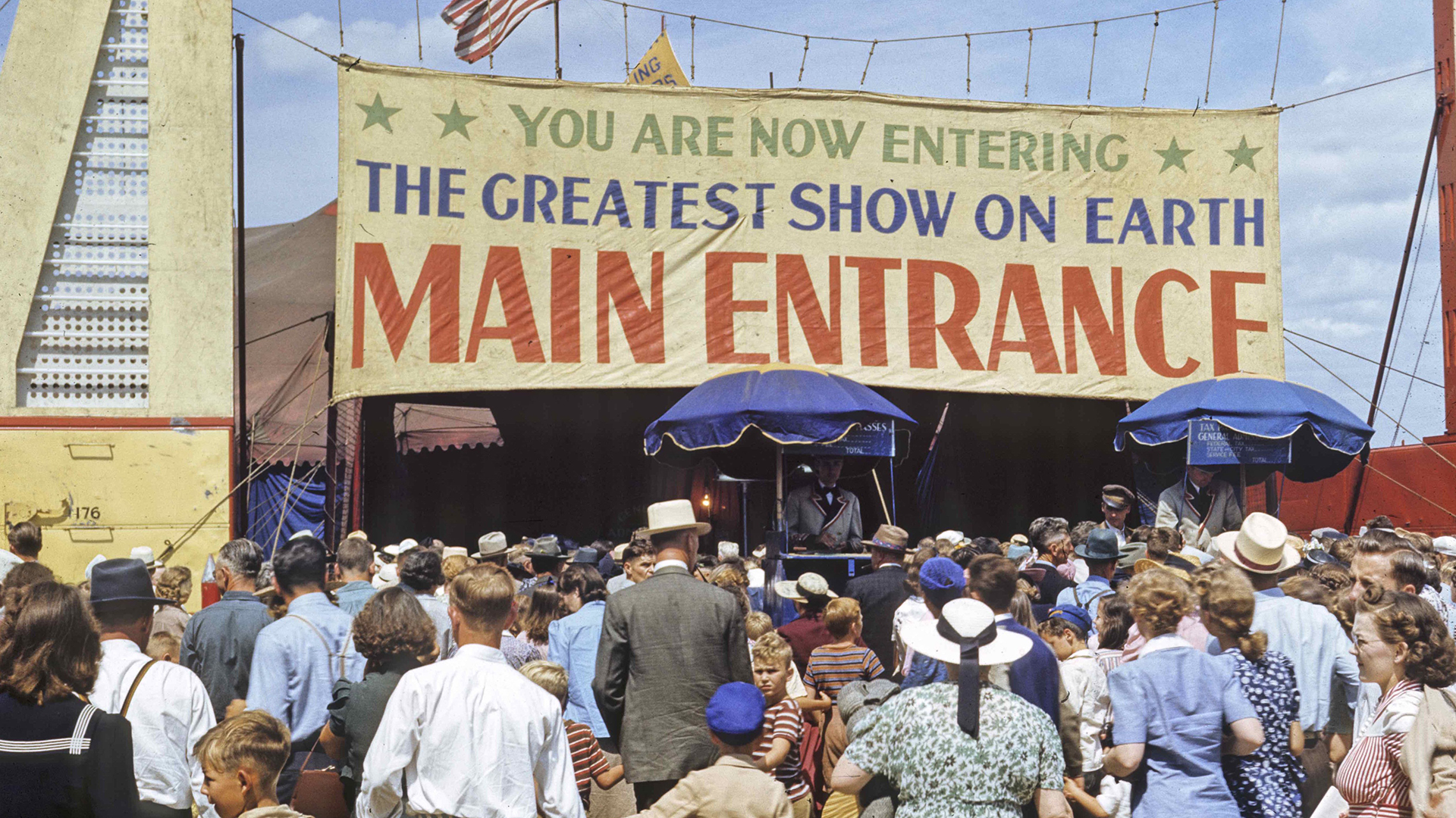 'American Experience' takes you inside center ring with 'The Circus'
