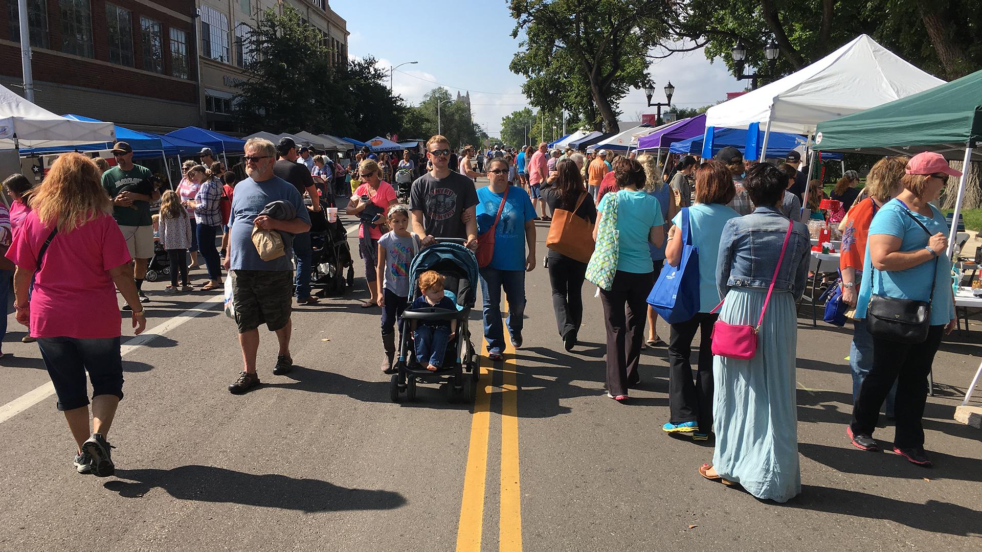 Applications sought for Amarillo Community Market vendors for 2017 season