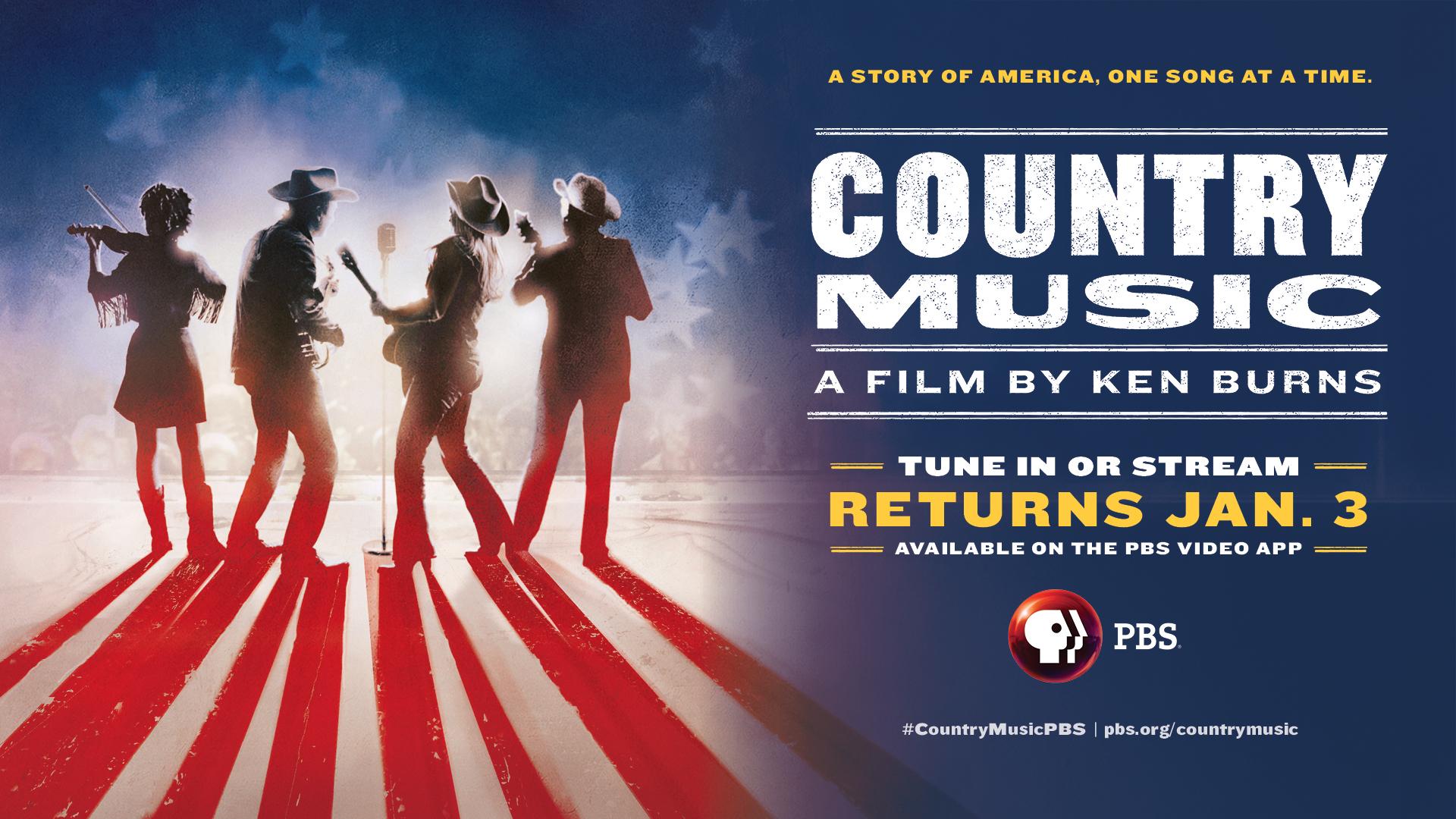 Country Music will return Jan. 3