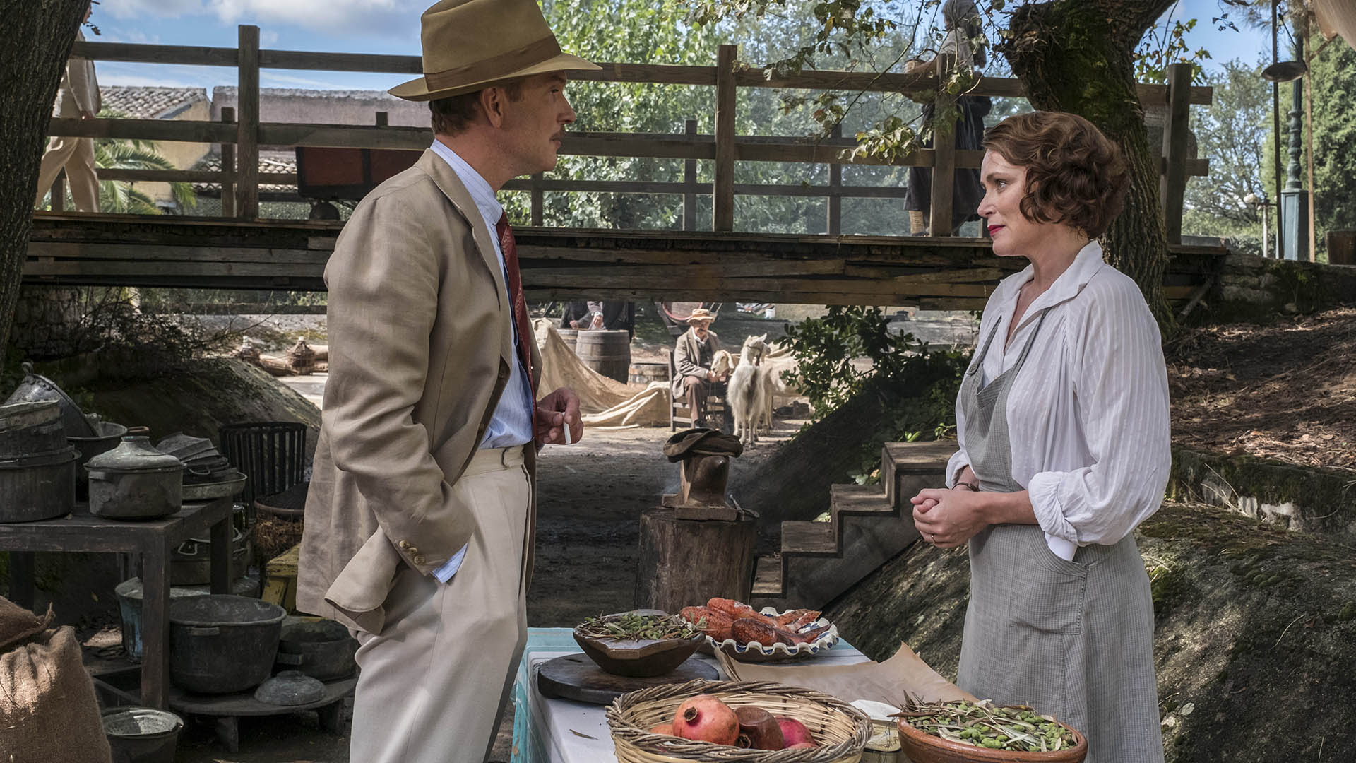 Return to paradise with second-season premiere of 'The Durrells in Corfu'