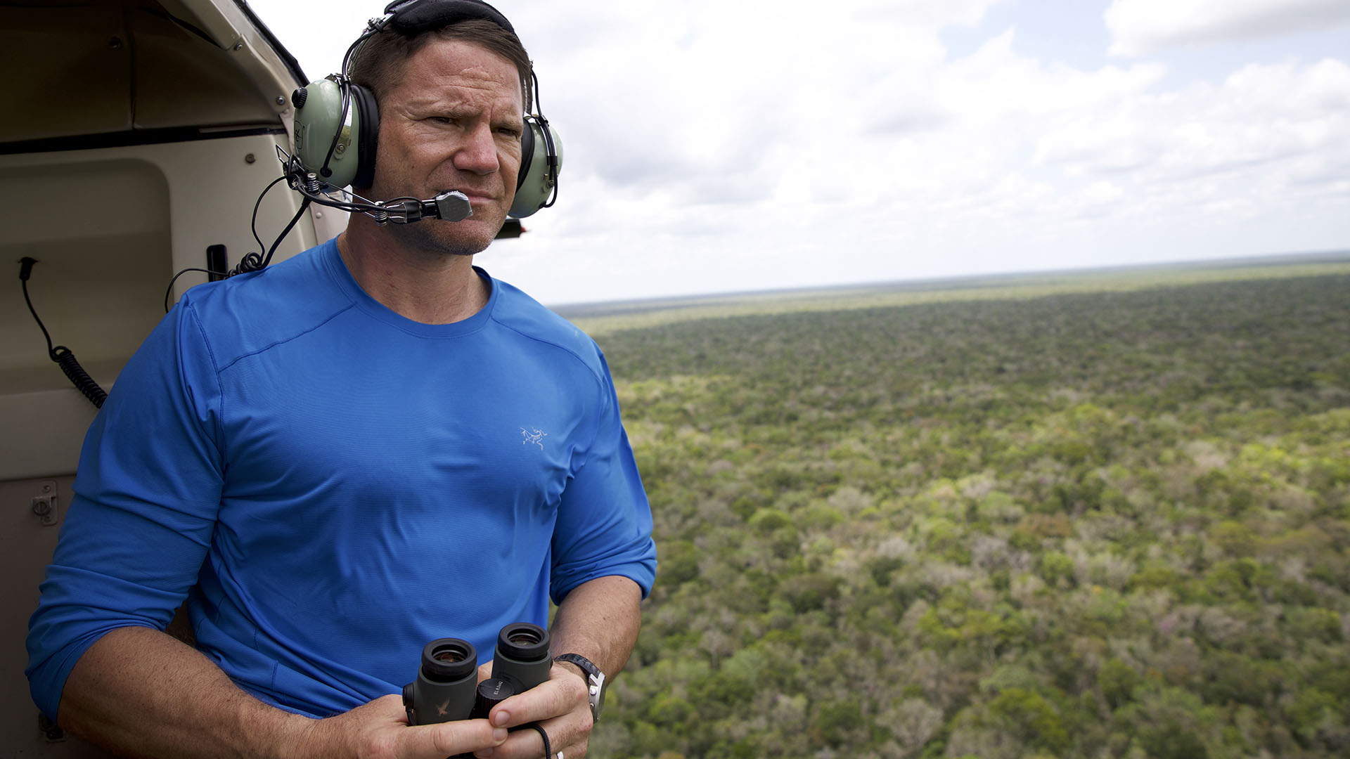 Modern-day adventurer Steve Backshall tackles undiscovered gems on 'Expedition'