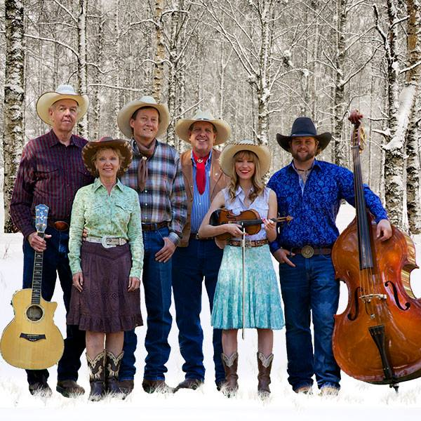 The Flying J Wranglers will perform Dec. 19 at Amarillo Little Theatre.